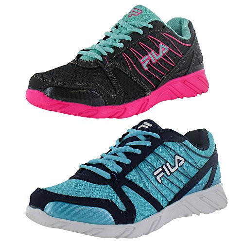 FILA^ Memory Stride Pink Ribbon Running Shoes - Women - Polyvore
